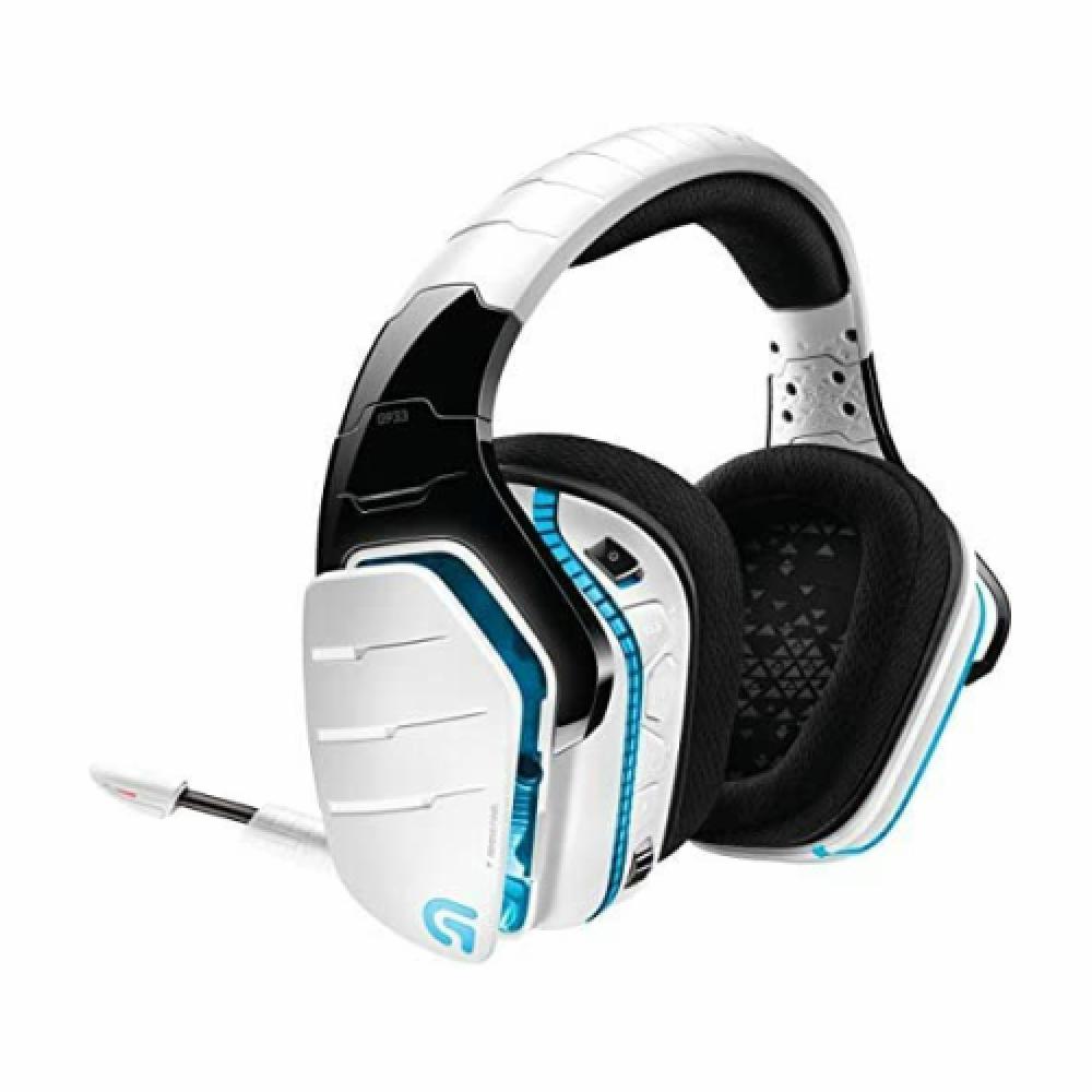 Logitech G933 Artemis Spectrum Wireless White