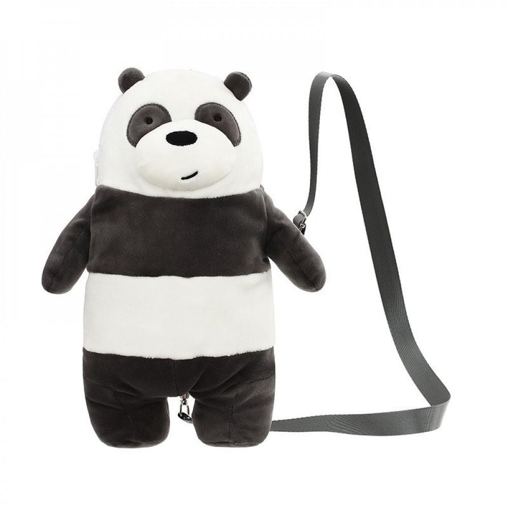 حقيبة الصدر من الدببة الثلاثة ميني سو Miniso حب الحياة حب ميني سو تسوق واحصل علي افضل الاسعار