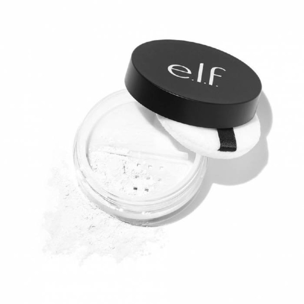 ايلف بودرة سائبة للوجه ابيض  ELF Studio High Definition Powder