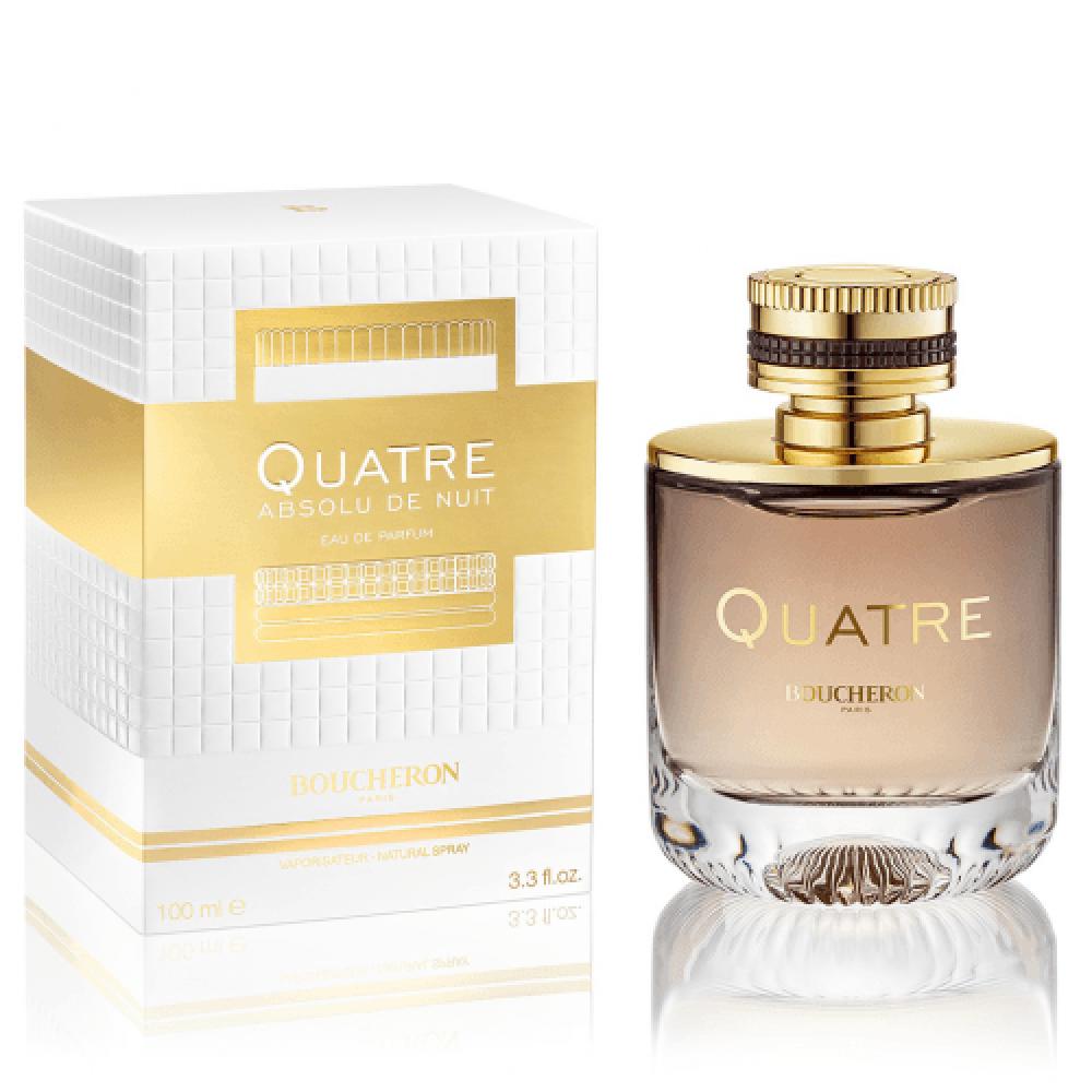 Boucheron Quatre Absolu de Nuit Eau de Parfum 100ml متجر خبير العطور