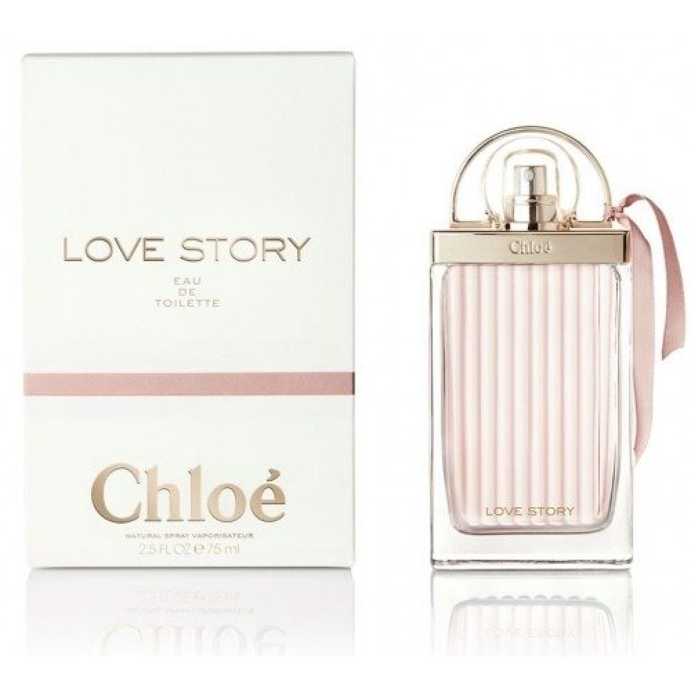 Chloe Love Story Eau de Toilette 75ml خبير العطور