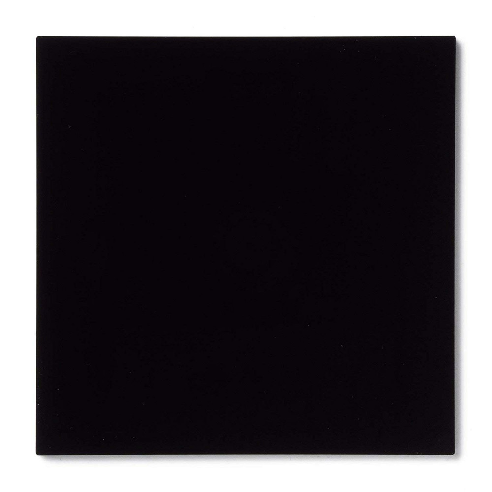 خلفية تصوير سوداء عاكسة