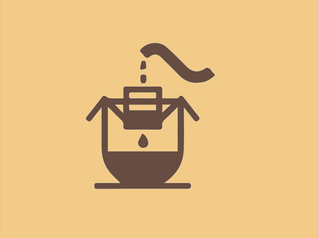 أكياس القهوة المقطرة Drip