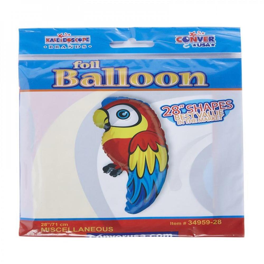 بالون شكل ببغاء, بلونات أشكال, Parrot Balloon