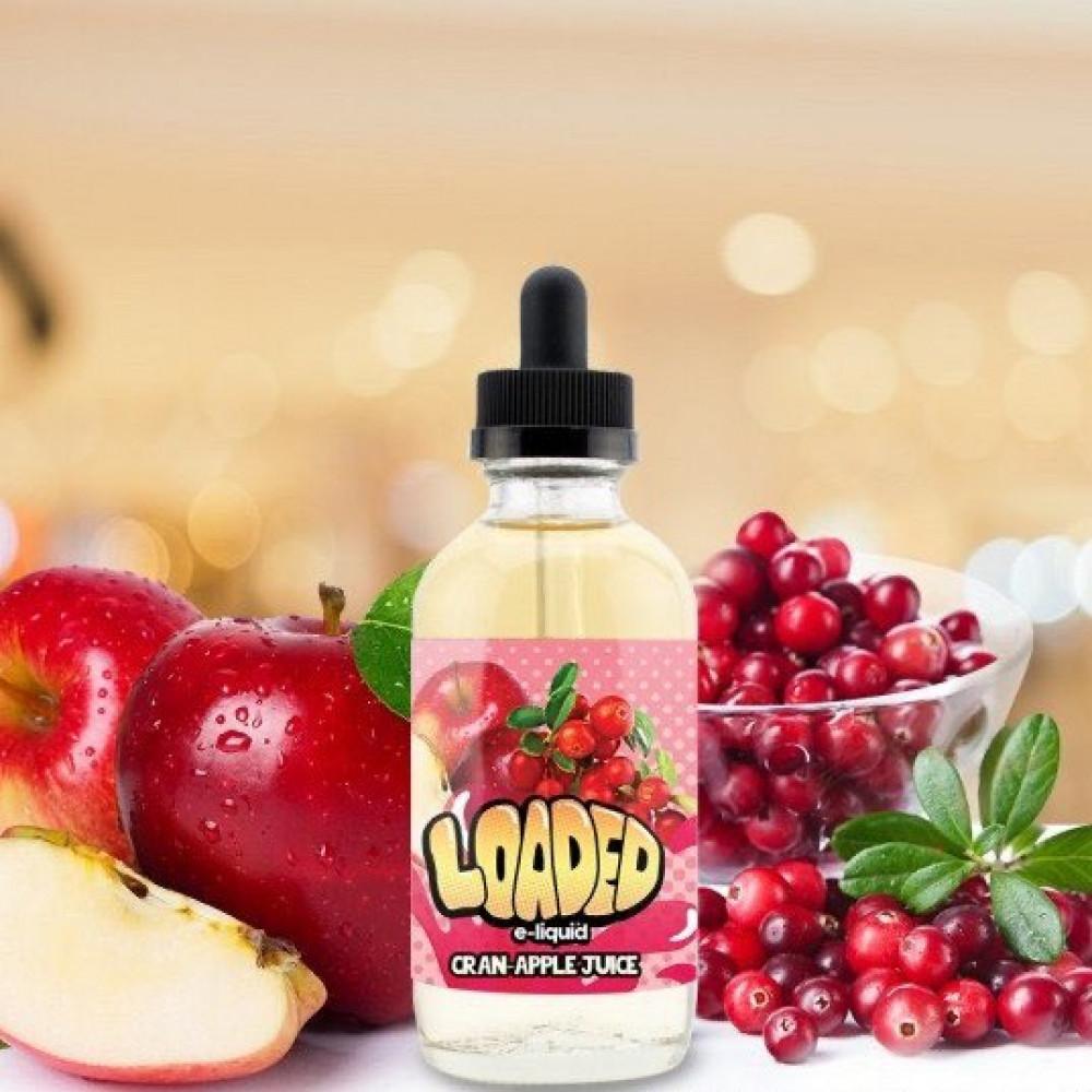 نكهة لوديد تفاح احمر كرز - LOADED CRAN APPLE - 120ML
