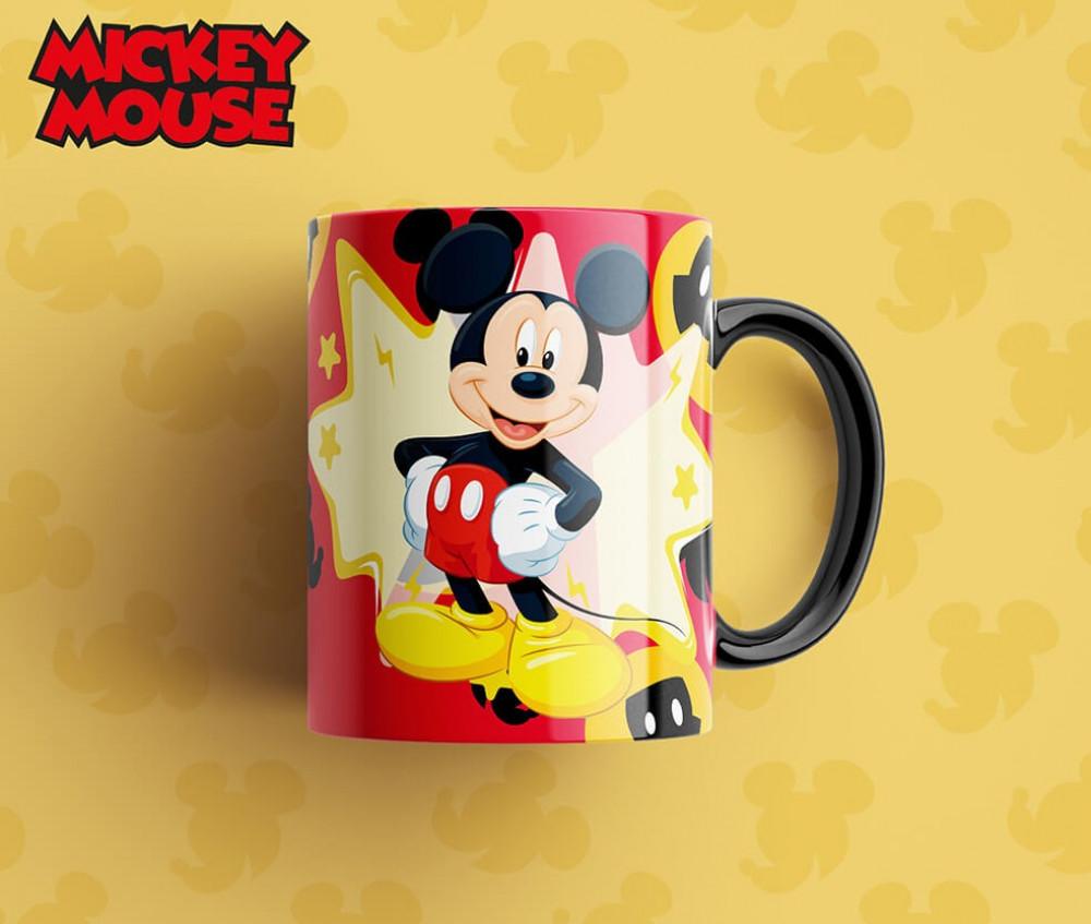 ميكي ماوس طباعة كوب قهوة سيراميك