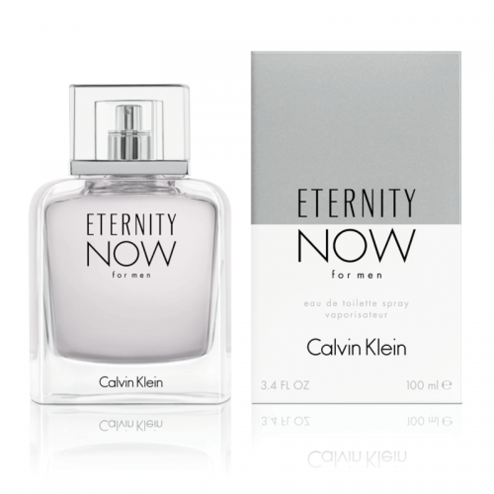 Calvin Klein Eternity Now for Men Eau de Toilette 100ml خبير العطور
