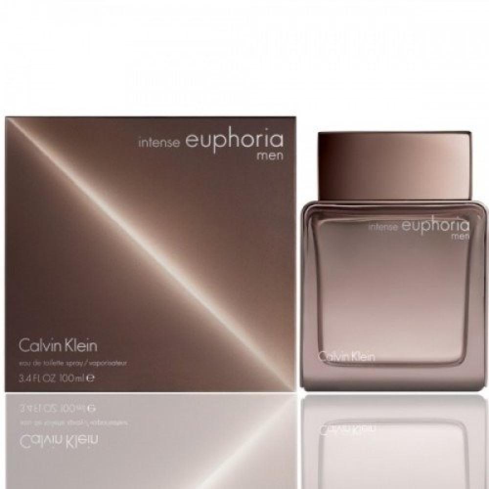 Calvin Klein Euphoria Intense for Men Eau de Toilette 100ml خبير العطو