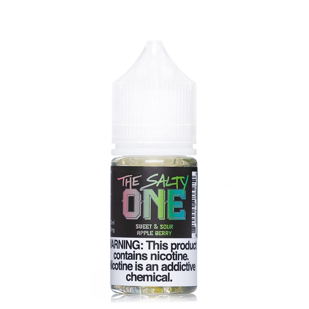 The One Sweet Sour Apple Berry - Salt Nicotine - نكهات فيب شيشة
