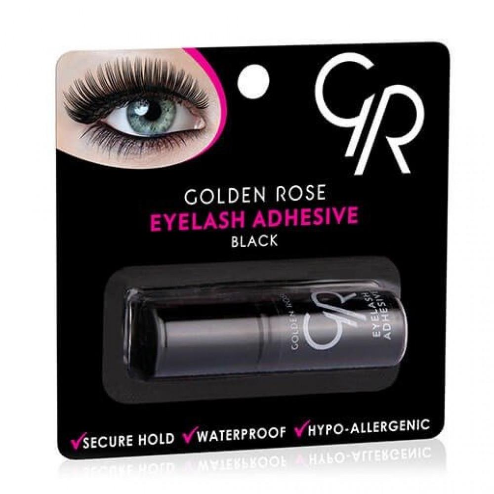 غراء رموش أسود من جولدن روز Golden Rose Eyelash Adhesive black