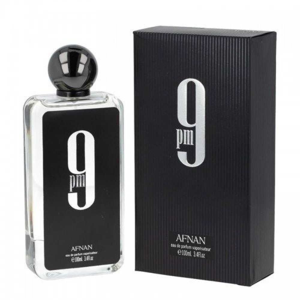 Afnan 9 Pm Eau de Parfum 100ml متجر خبير العطور