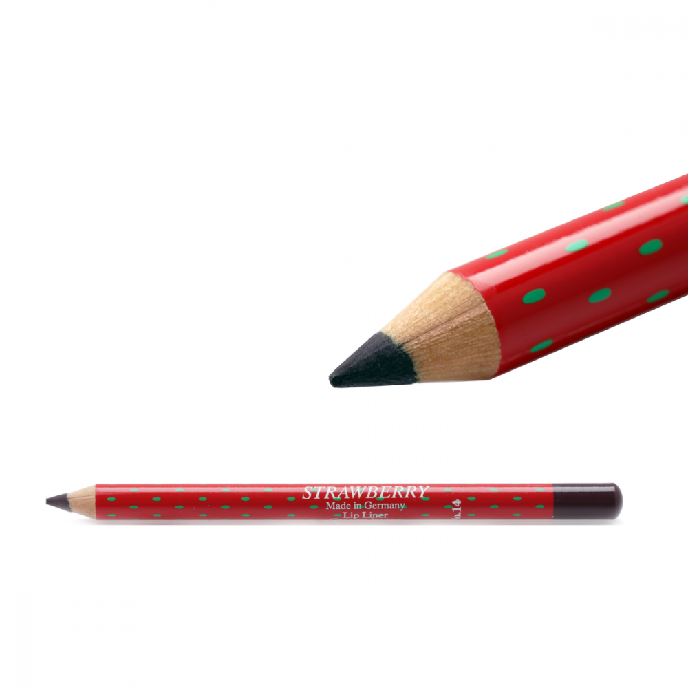 Strawberry  Lip Liner Pencil No-14