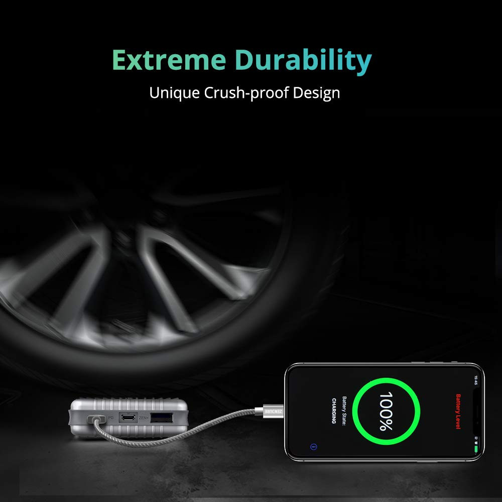 Zendure A5PD Power Bank with 16750mAh