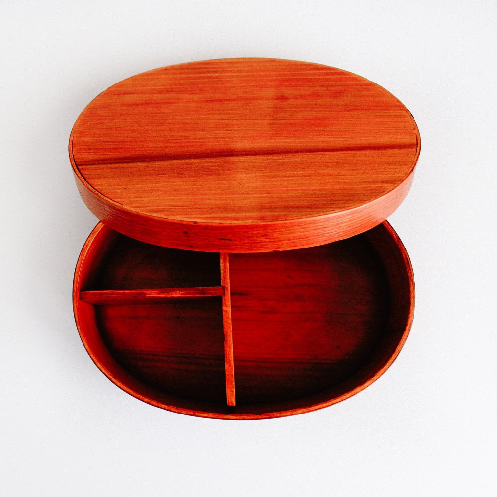 تسوق لانش بوكس خشب بينتو يابان صندوق غداء خشب ياباني حافظة طعام متجر