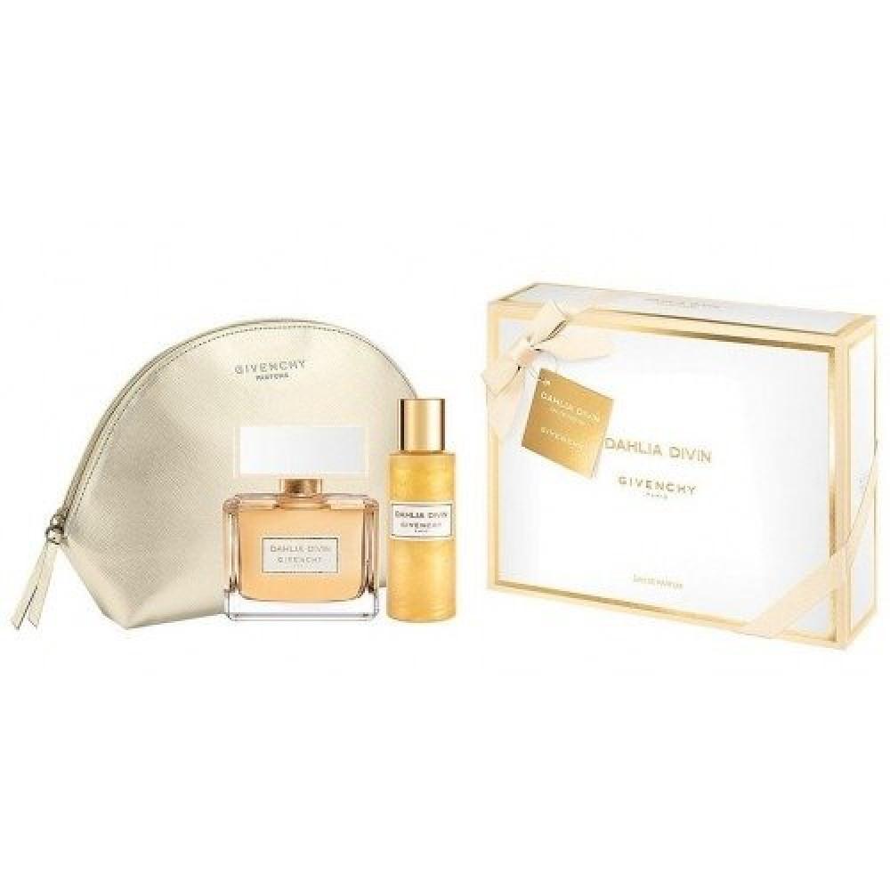 Givenchy Dahlia Divin Eau de Parfum 75ml Gift Set خبير العطور