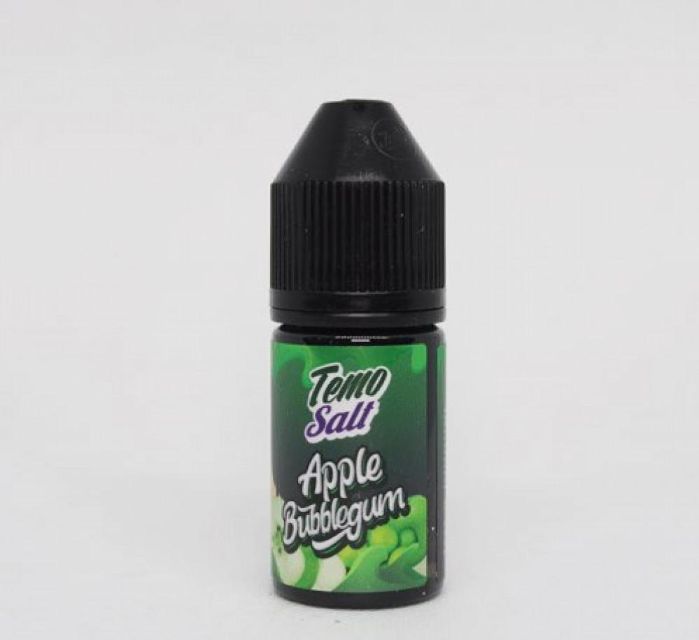نكهة تيمو بابل جم تفاح اخضر - سولت - Temo Apple Bubblegum Salt
