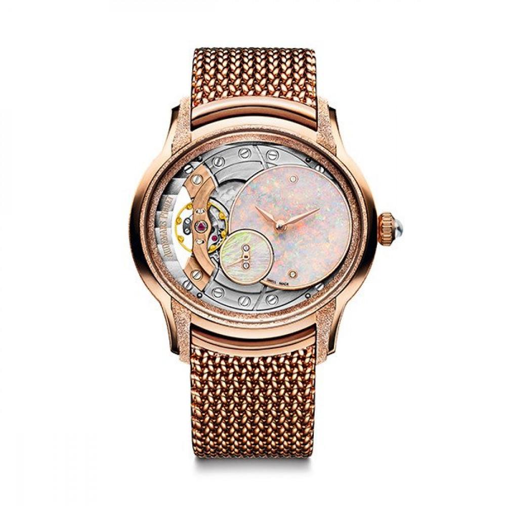ساعة اودمار بيجيه ميلنري الأصلية جديدة كليا