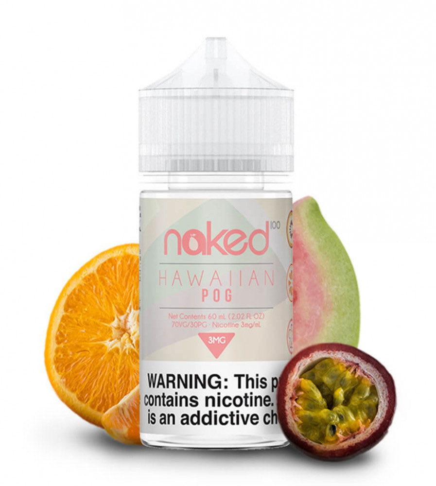 نيكد هاواين بوق  - Naked HAWAIIAN POG - 60ML