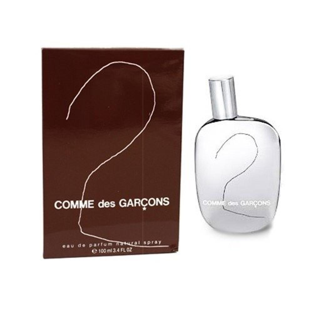 Comme des Garcons 2 Eau de Parfum 100ml خبير العطور