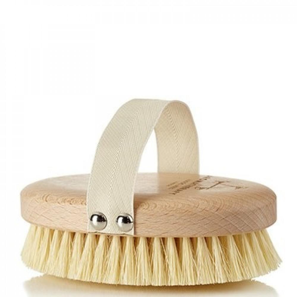 فرشاة التقشير الجاف فرشاة تخفيف السيلوليت يزيل الشعر تحت الجلد