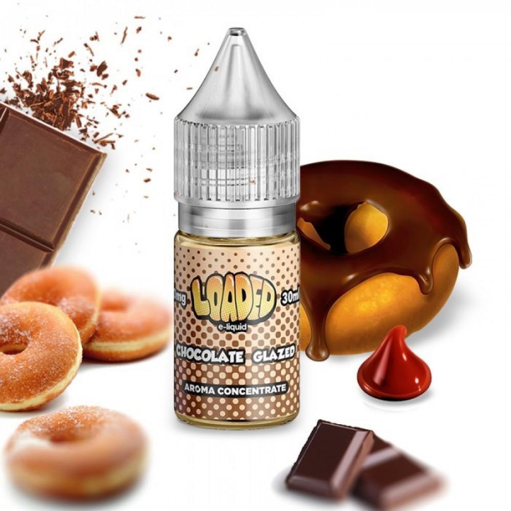 Loaded Chocolate Glazed - Salt Nicotine - نكهات فيب نكهات شيشة