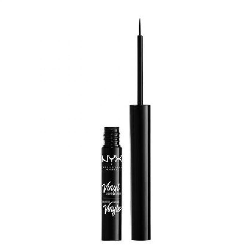 لاينر من نكس nyx professional makeup vinyl liquid linerلاينر من نكس ny