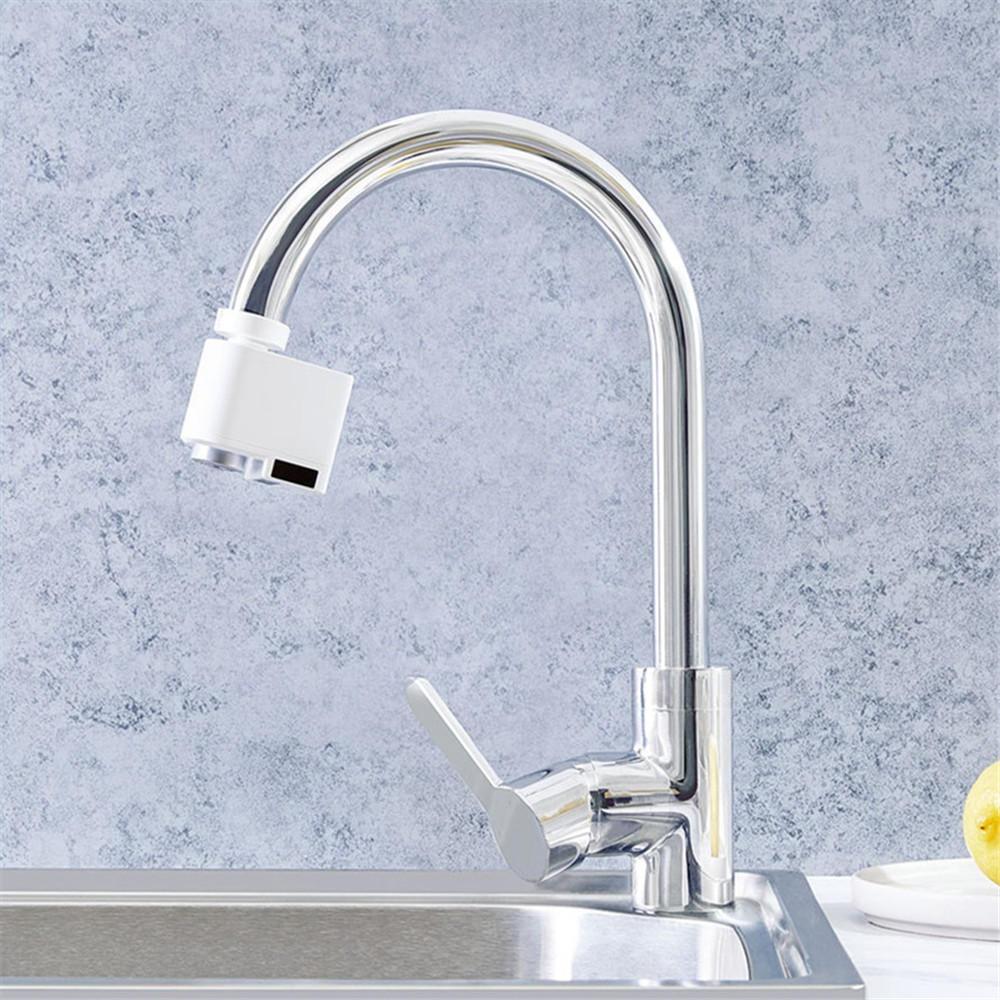 جهاز تحسس تلقائي لحنفية الماء لتوفير استهلاك الماء