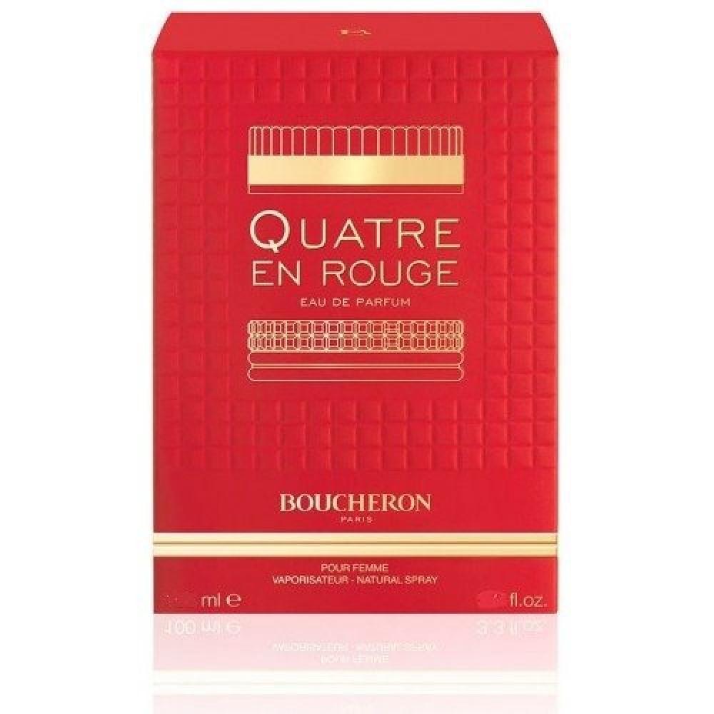 Boucheron Quatre En Rouge Eau de Parfum Sample 2ml متجر خبير العطور
