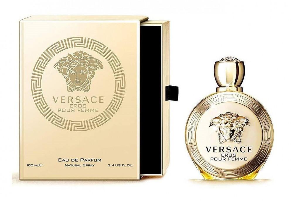 Versace Eros Pour Femme Eau de Parfum 100ml متجر خبير العطور