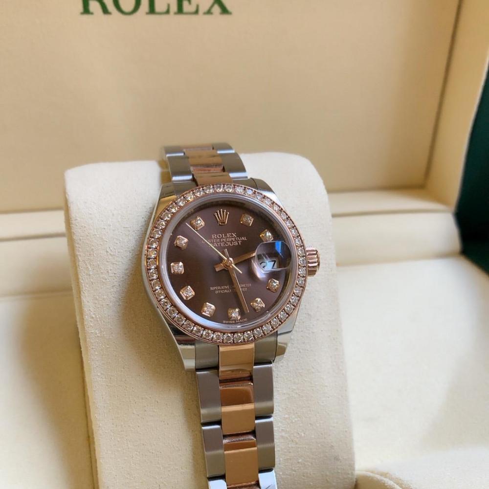 ساعة رولكس ديت جست الأصلية الفاخرة مستعملة 279381