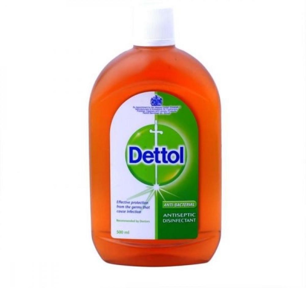 مطهر ديتول 500مل  Dettol Antiseptic 500 ml