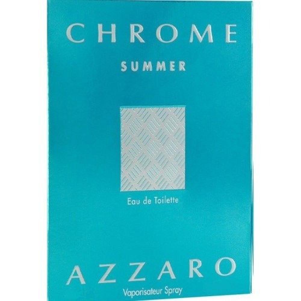 Azzaro Chrome Summer Eau de Toilette Sample 1-5ml خبير العطور