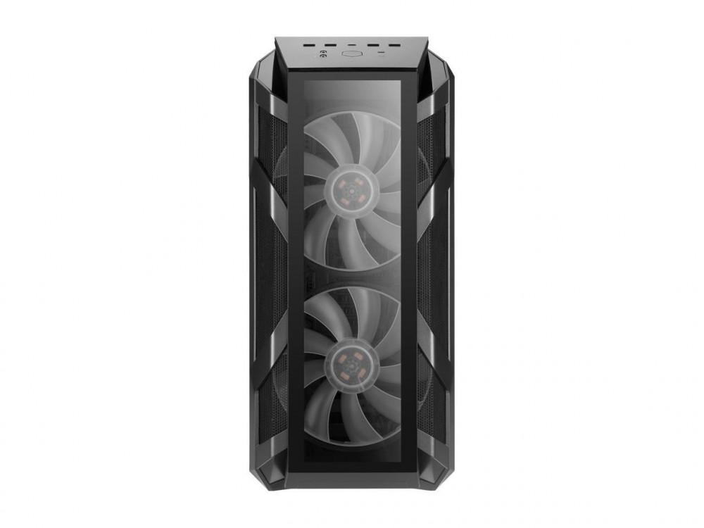 Cooler Master H500M Black