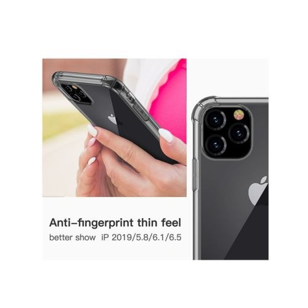 King Kong Armor Anti-Shock Back Cover For Apple IPhone 11 Pro Max