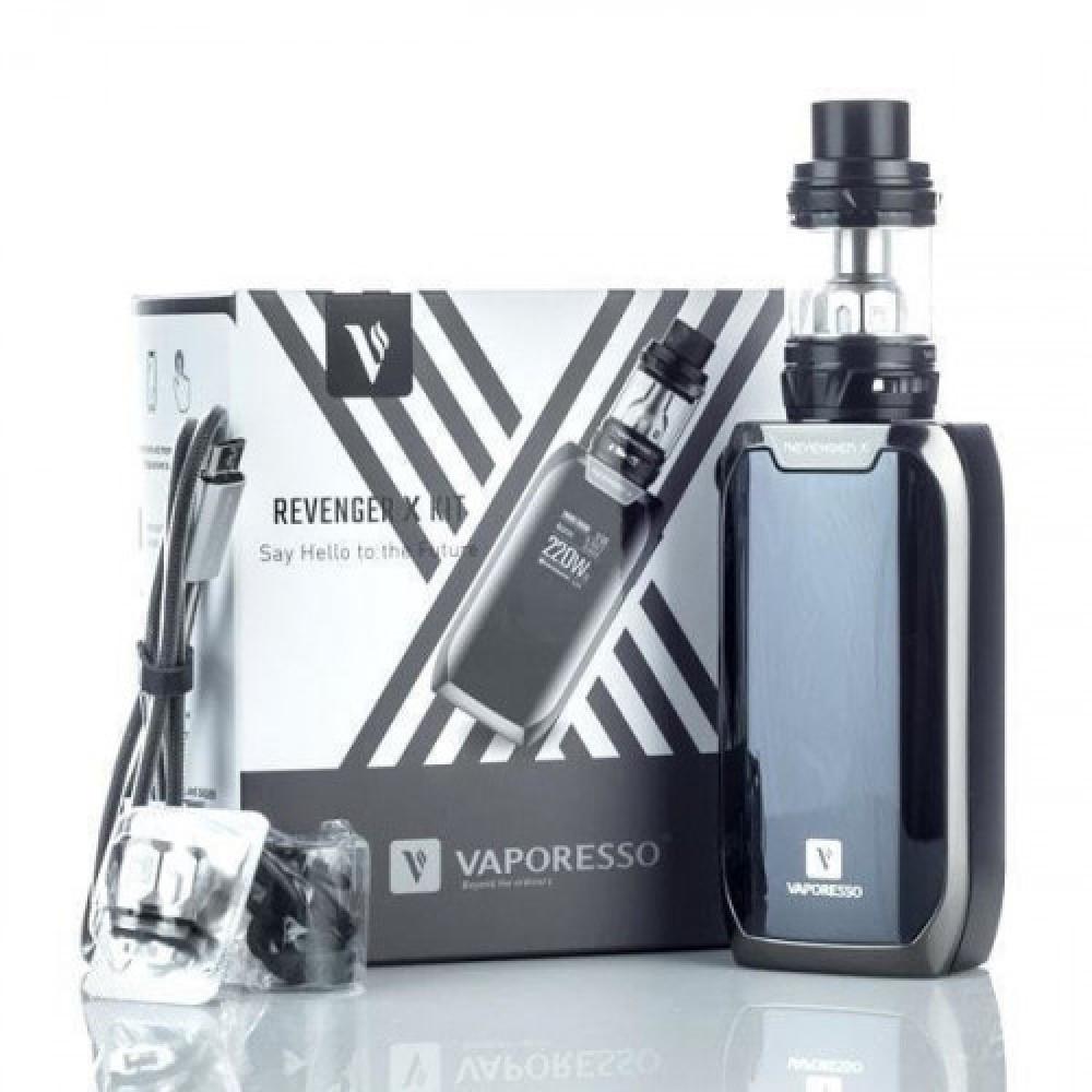 شيشة الكترونية فابريسو ريفنجر اكس - Vaporesso Revenger X Kit