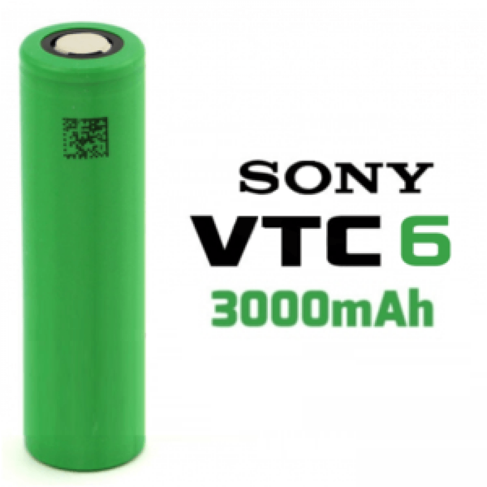 بطارية سوني -Sony VTC6 18650 Battery 3000MH