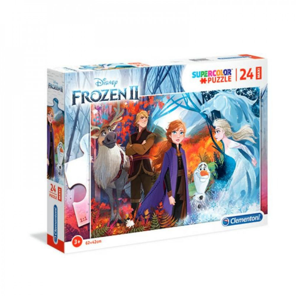 كليمنتوني, فروزن 2 ماكسي, ألعاب, Frozen, Puzzle, Toys