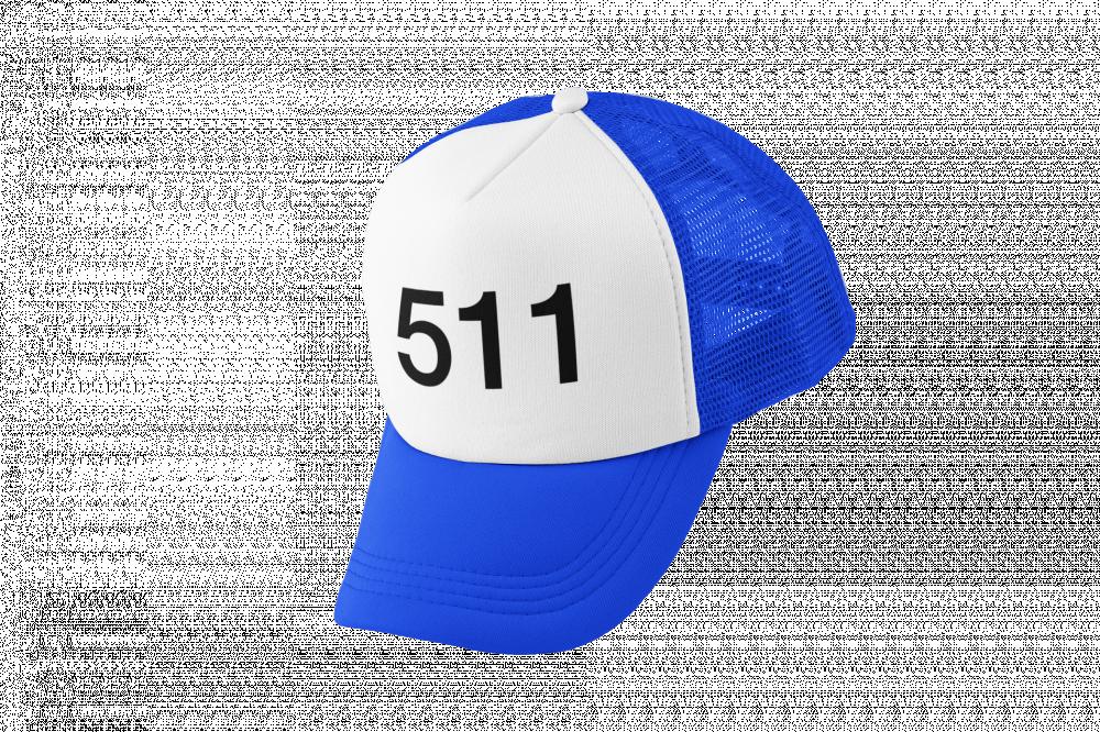 كاب طباعة برمز 511