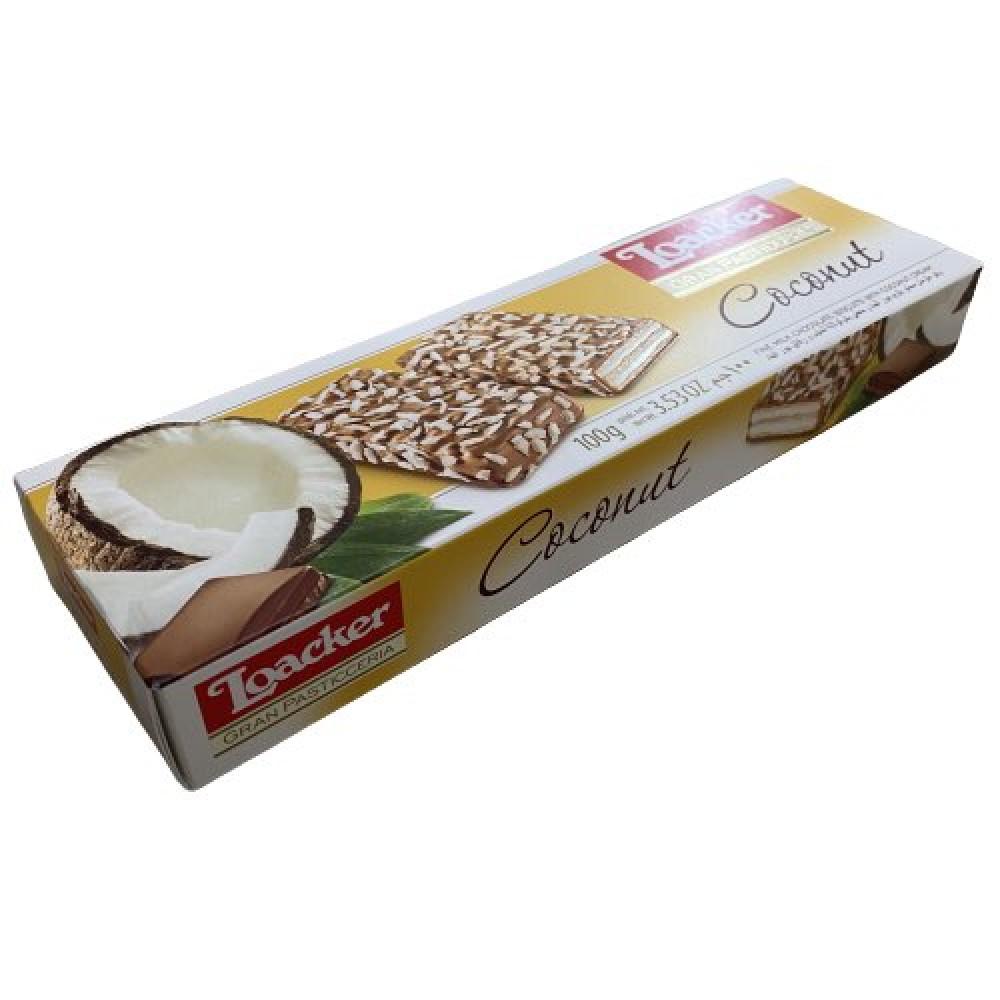 لواكر باستري بجوز الهند 100جرام متجر أنواع الحلويات Candy Kinds تجدون كل ما ببالكم من حلويات وشوكولاته