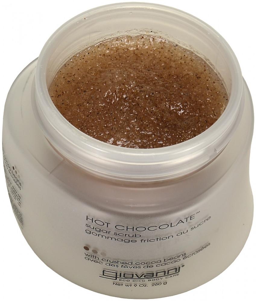 مقشر السكر بالشوكلاته الساخنه من جيوفاني giovanni hot chocolate sugar