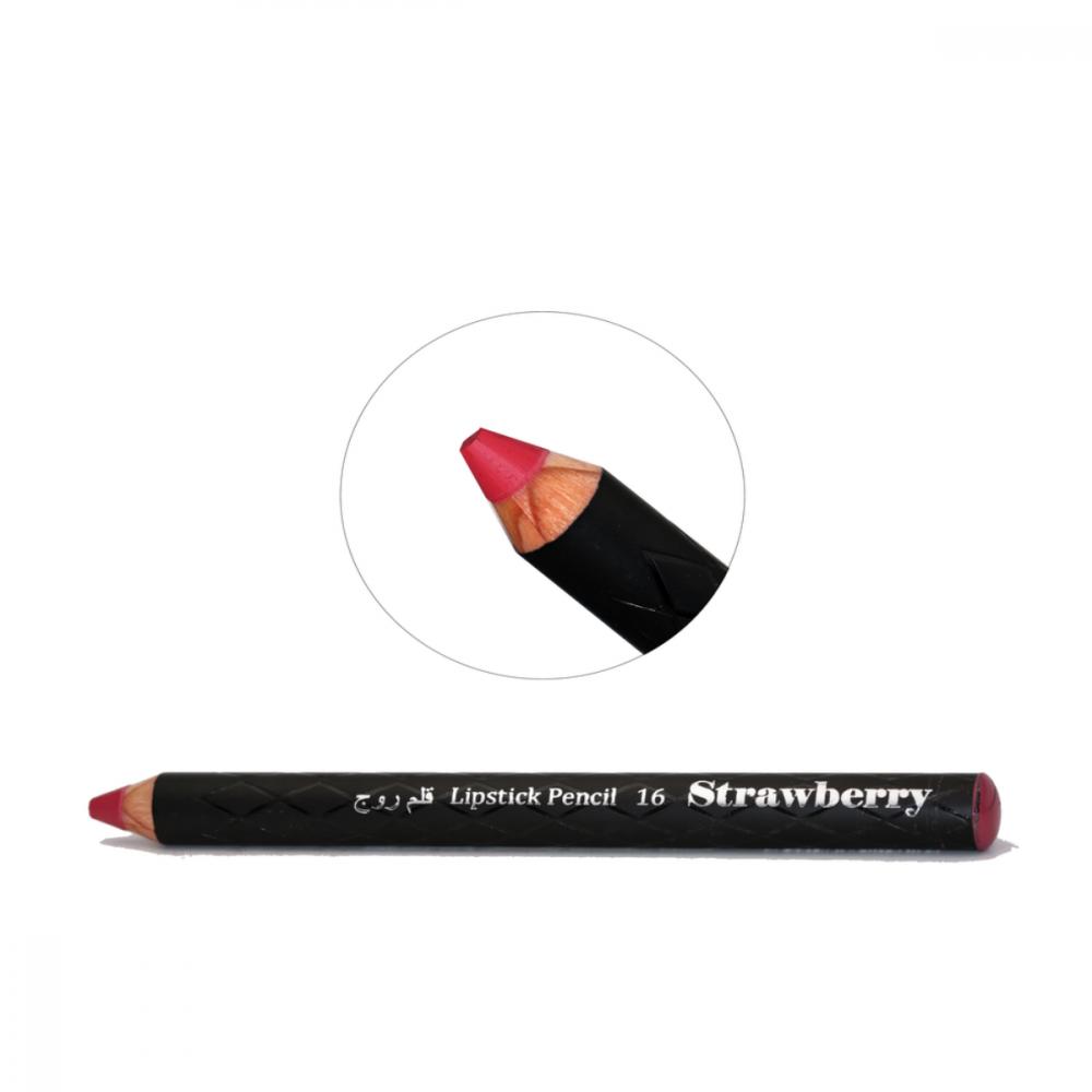 Strawberry Lipstick Pencil No-16