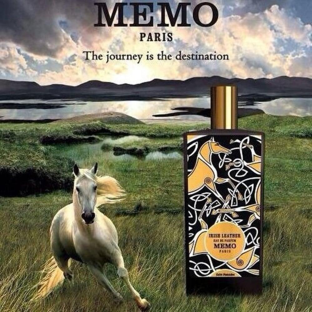 عطر ميمو ايرش ليذر memo paris irish leather perfume