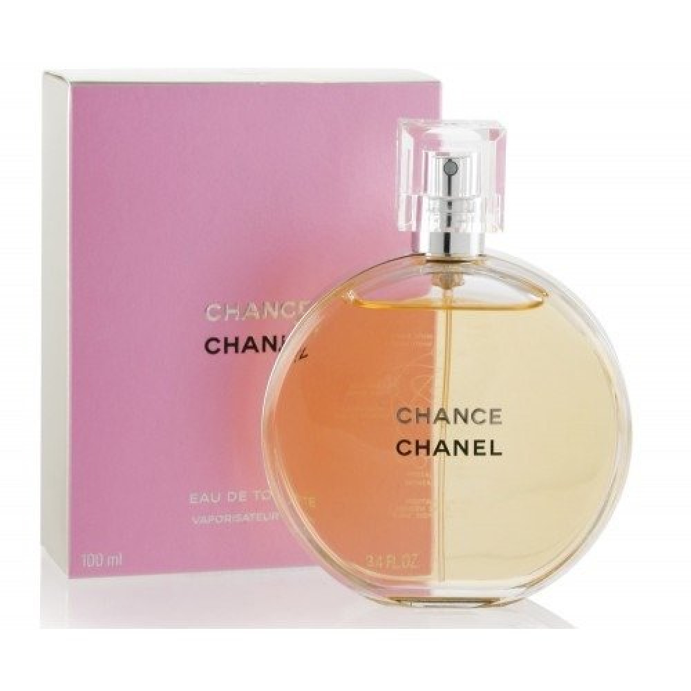 Chanel Chance Eau de Toilette 100ml متجر خبير العطور