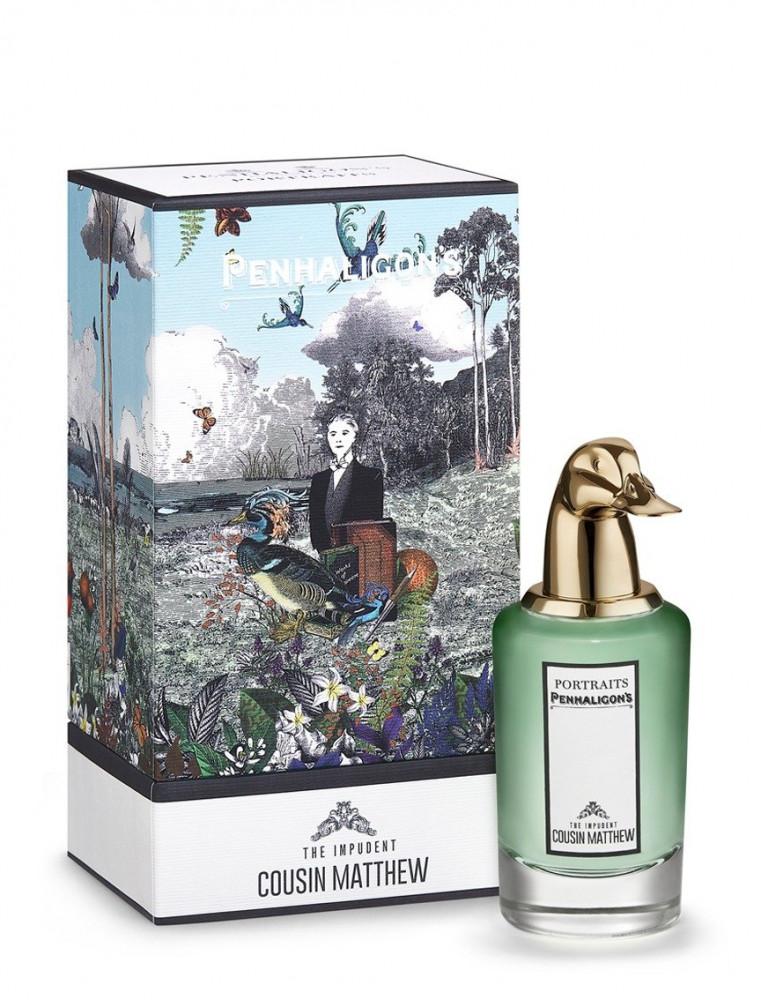 عطر بنهاليغونز كوزين ماثيو penhaligons cousin Matthew parfum