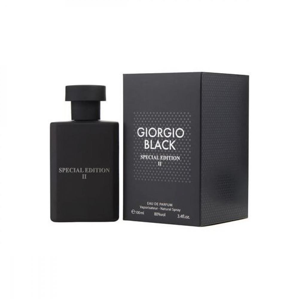 Giorgio Black Special Edition II Eau de Parfum 100ml متجر خبير العطور