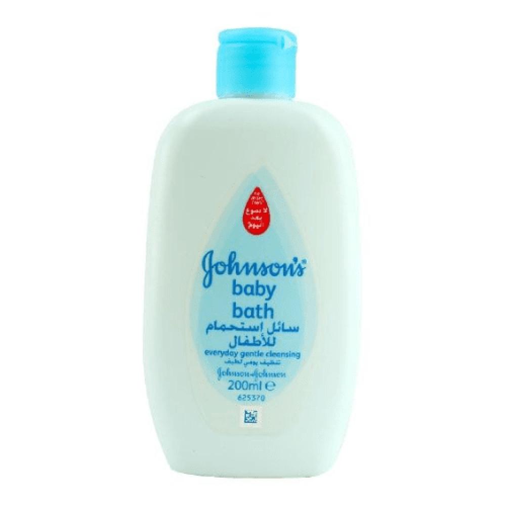 سائل استحمام للأطفال لا دموع بعد اليوم من جونسون - 200 مل