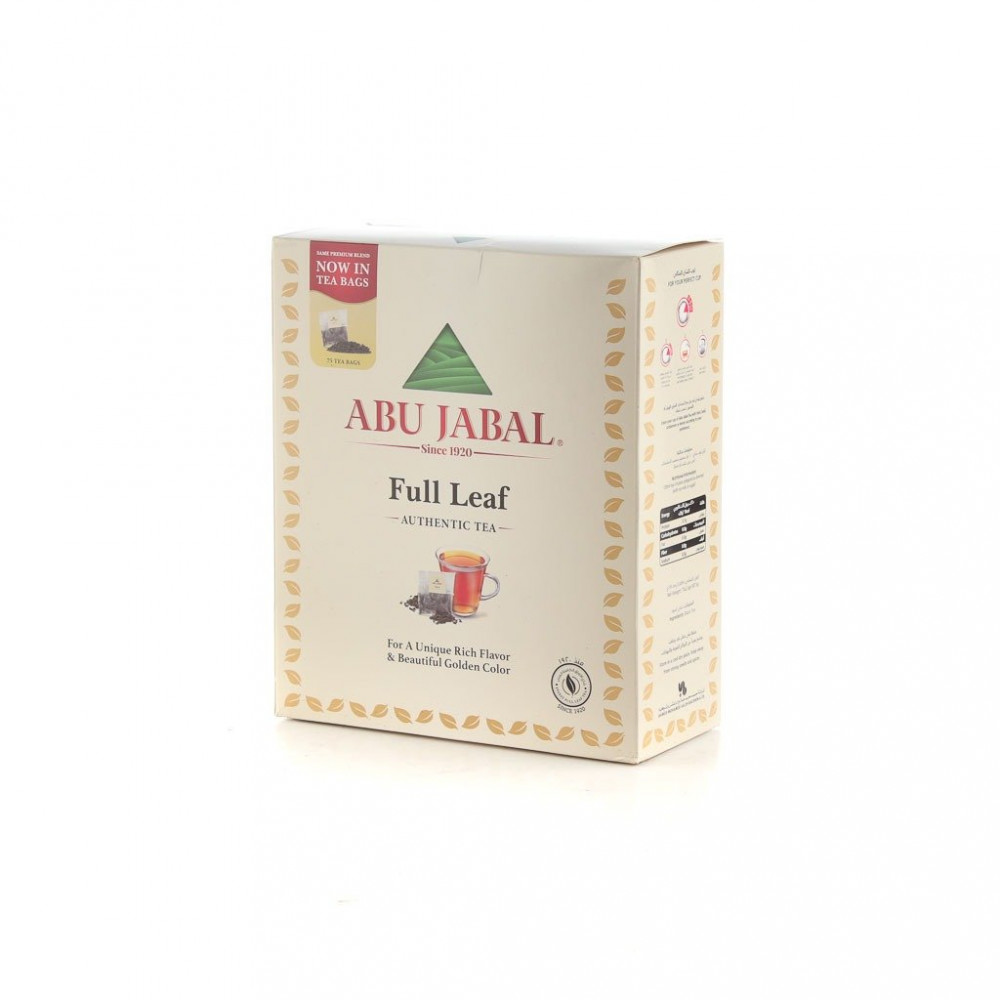 شاي ابوجبل علاقي