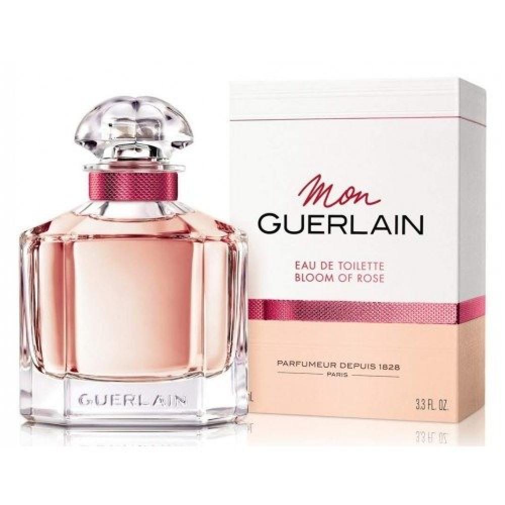 Guerlain Mon Bloom Of Rose Eau de Toilette 50ml متجر خبير العطور