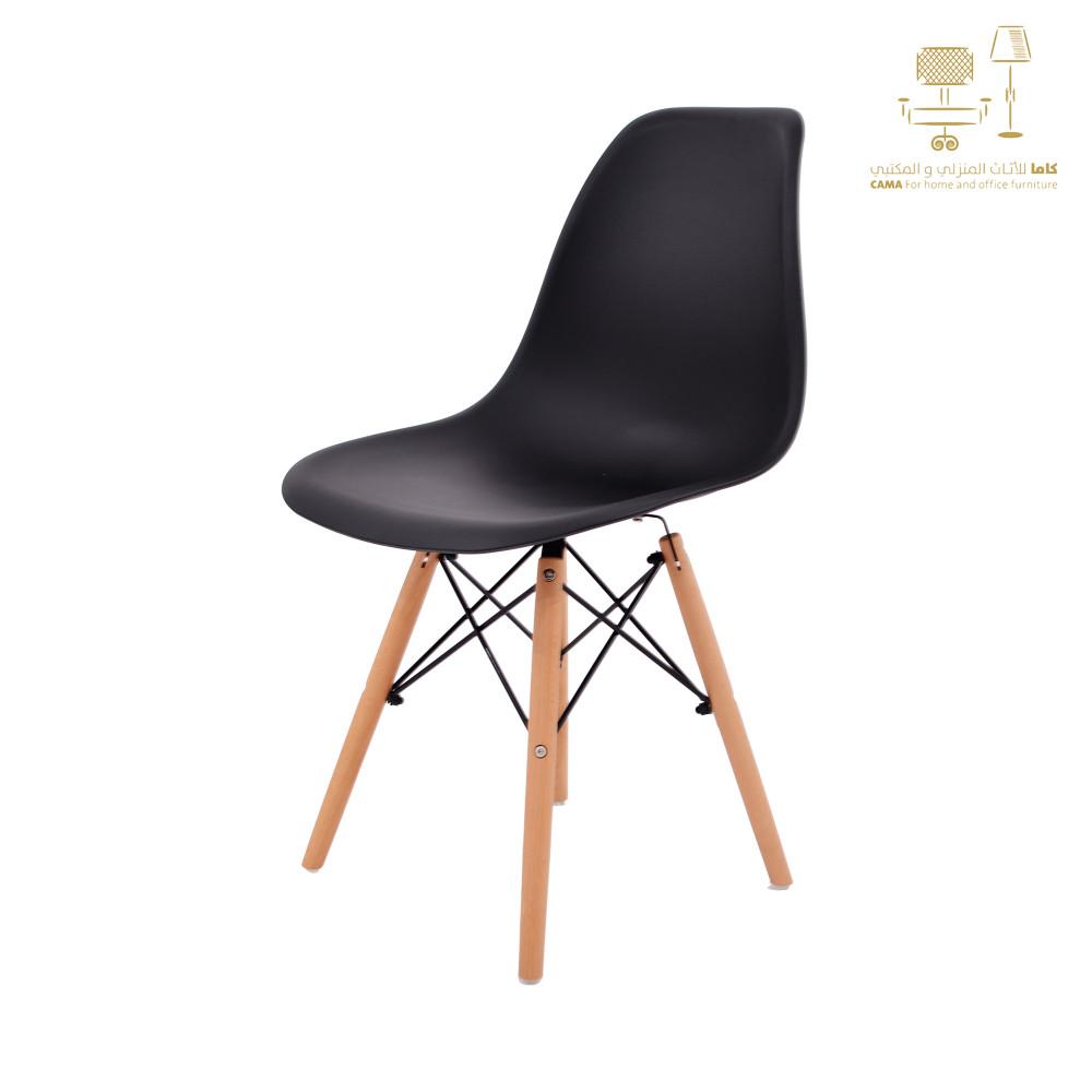 كرسي مودرن فيبر C-W999-BLACK