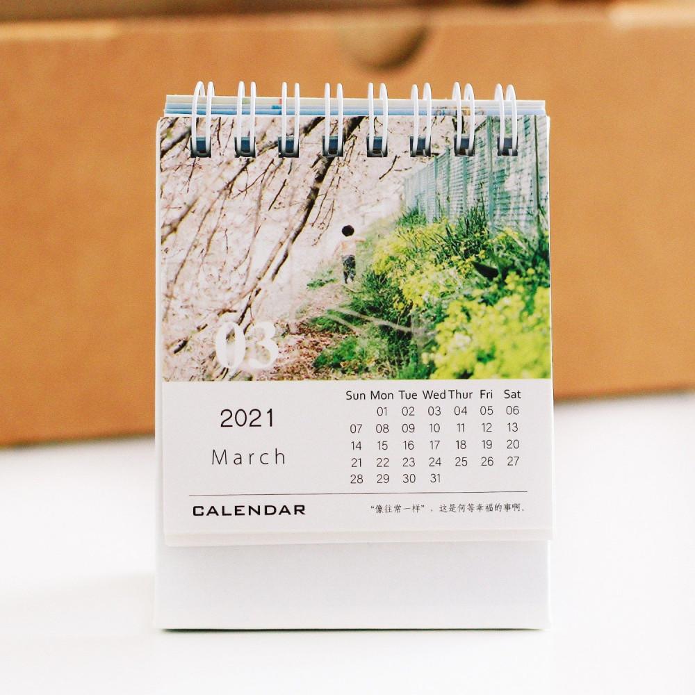 هدية فانز كوريا تقويم 2021 أجندة 2021 قرطاسية اكسسوارات متجر هدايا